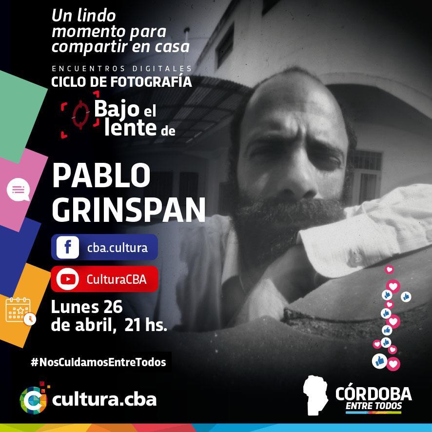 Bajo el lente de Pablo Grinspan