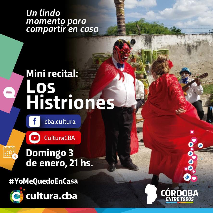 Mini recital: Los Histriones