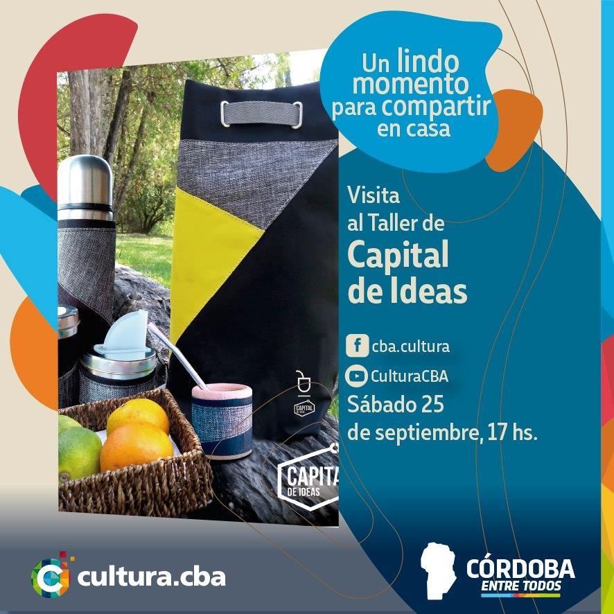 Visita al Taller de Capital de Ideas
