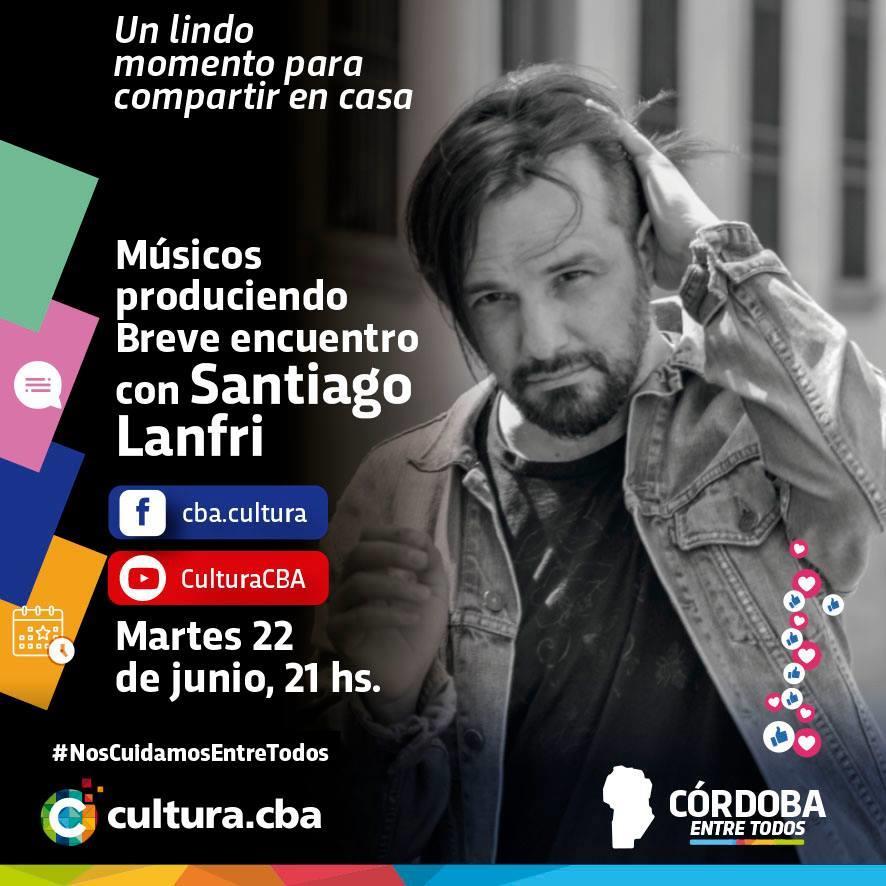 Músicos produciendo: breve encuentro con Santiago Lanfri