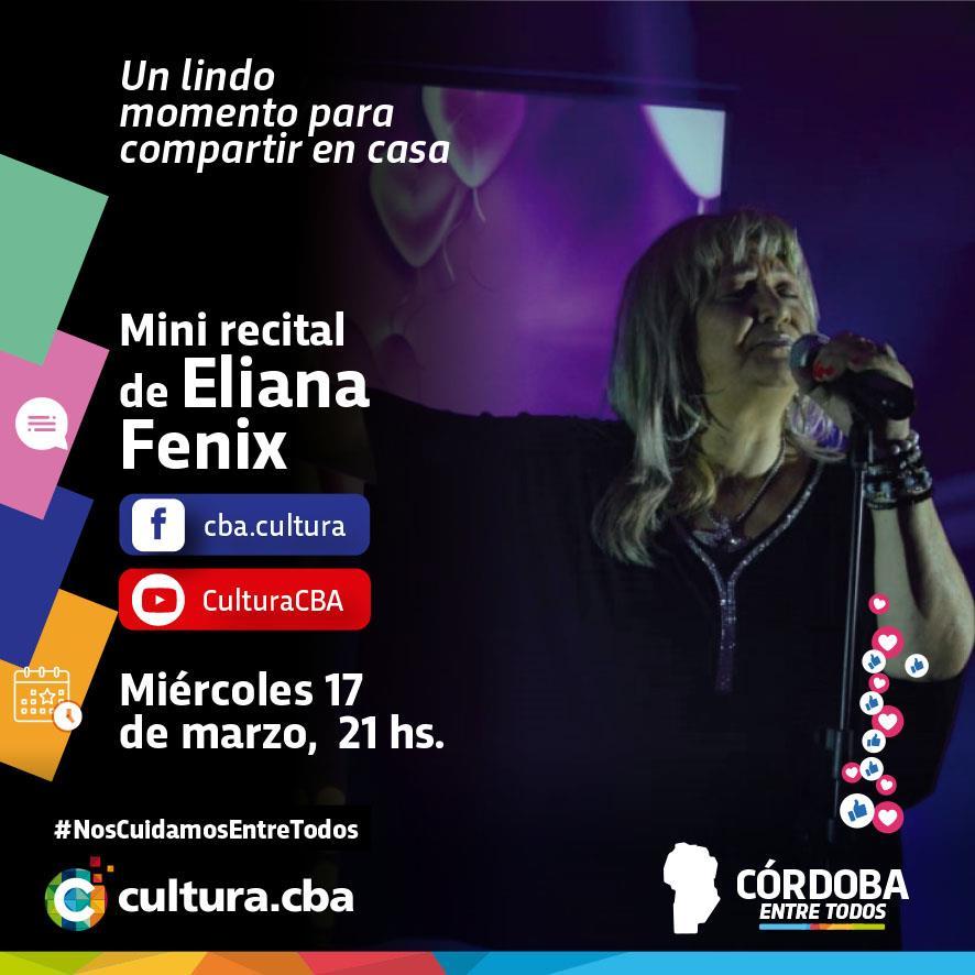 Mini recital de Elianna