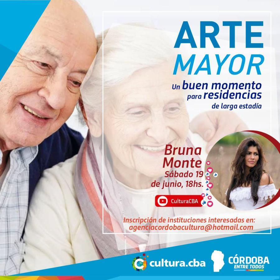Arte Mayor: Bruna Monte