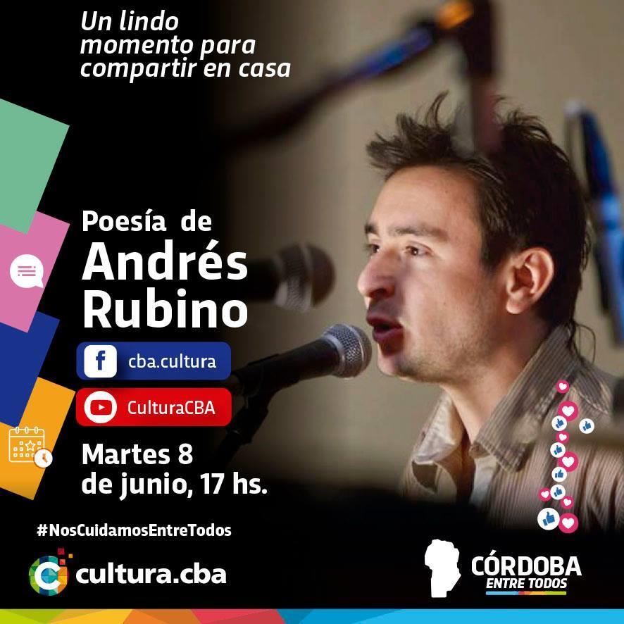 Poesía de Andrés Rubino