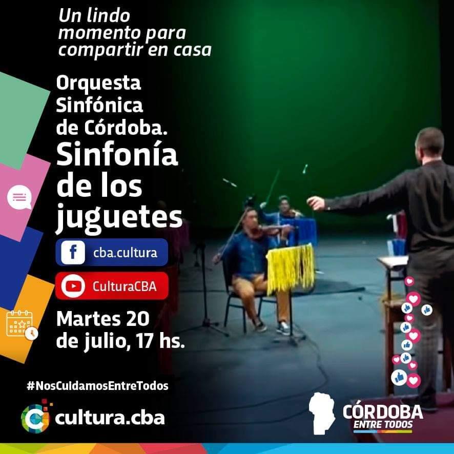 SINFONÍA DE LOS JUGUETES