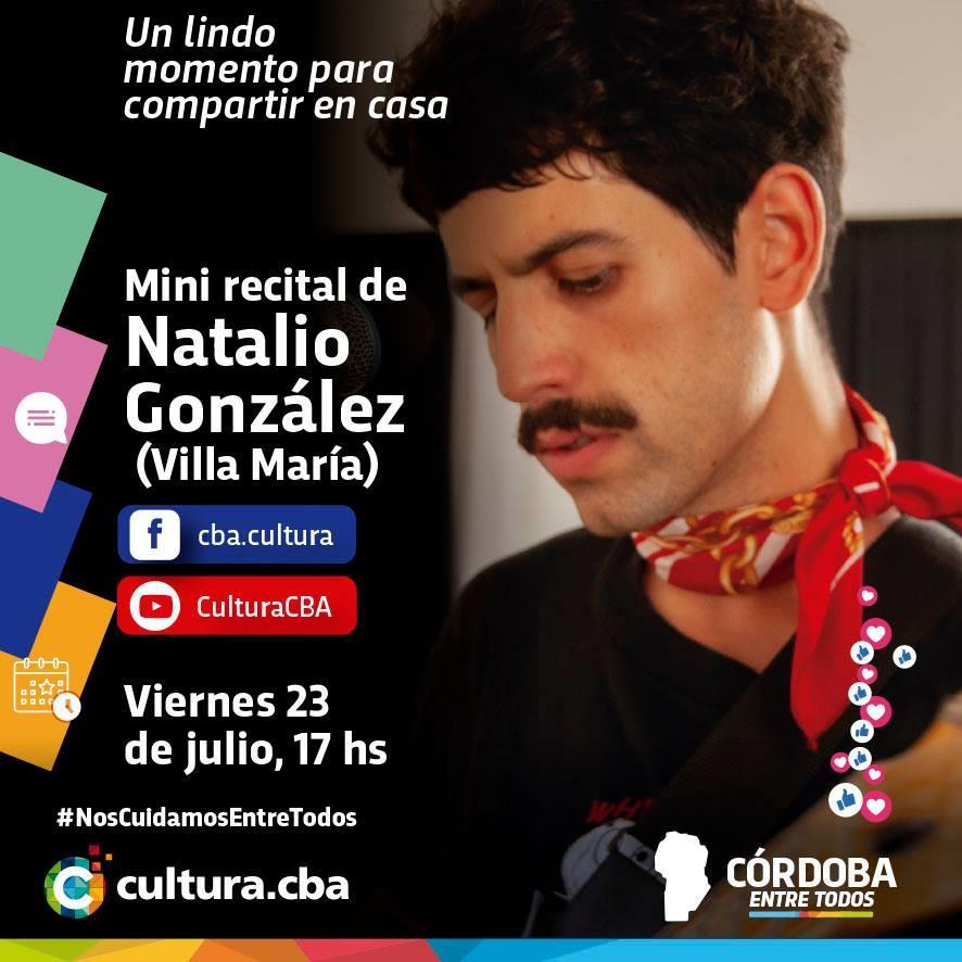Natalio González