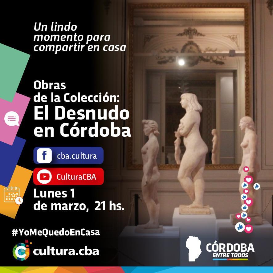 Obras de la Colección: El desnudo en Córdoba