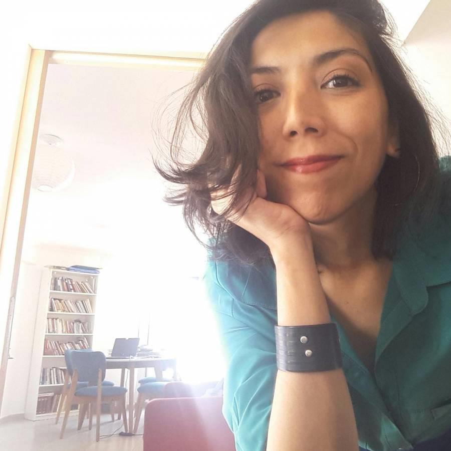 Poesía con Soledad Vargas