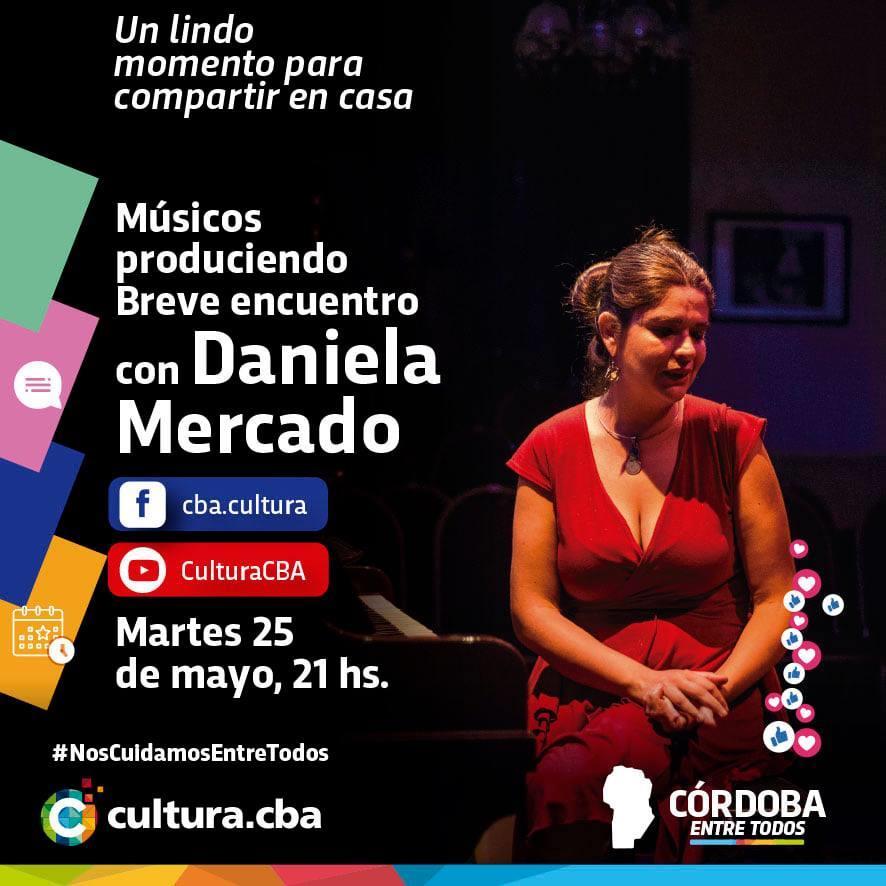 Músicos produciendo: breve encuentro con Daniela Mercado