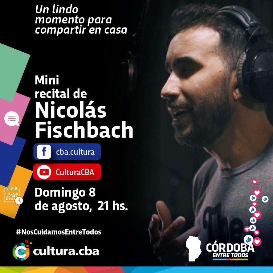 Mini recital de Nicolás Fischcbac