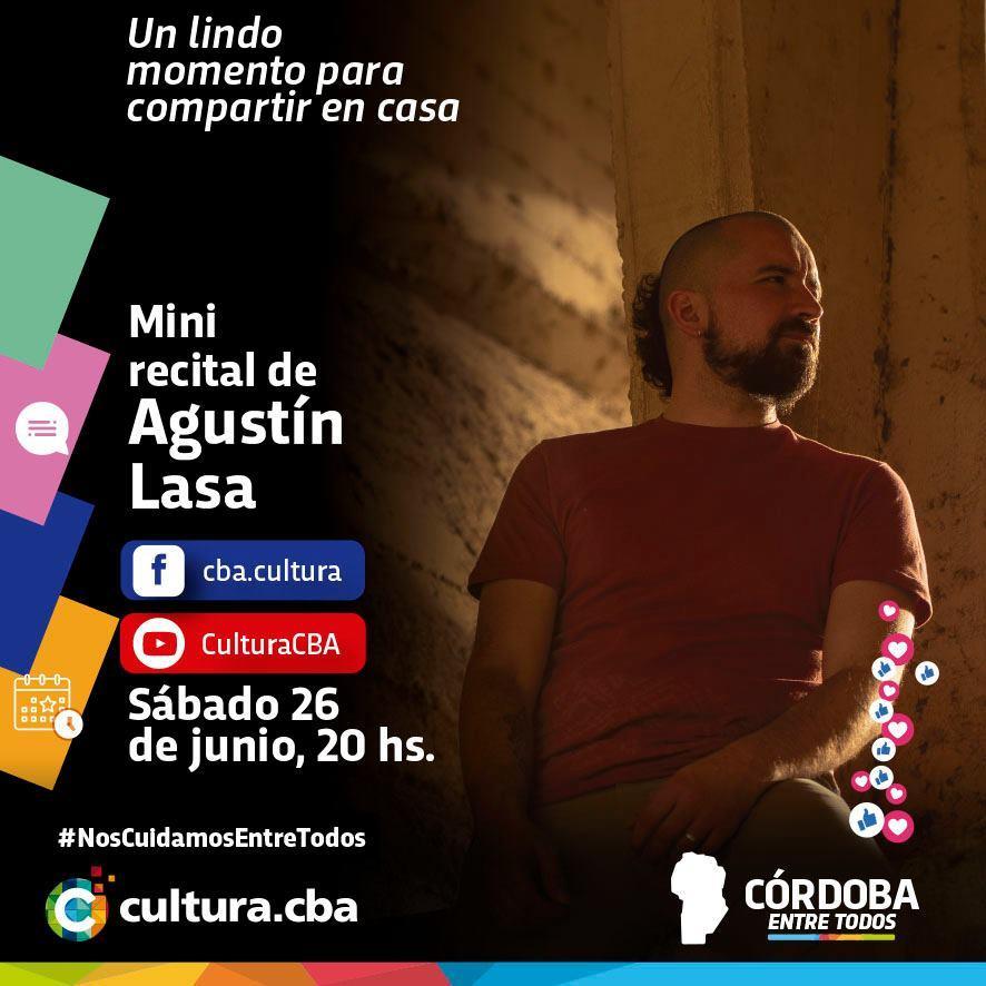 Mini recital de Agustín Lasa