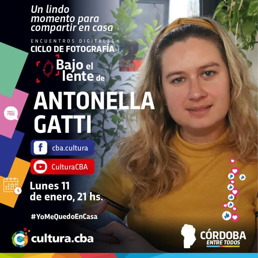 Bajo el lente de Anto Gatti
