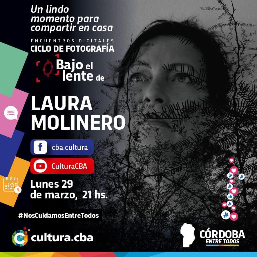 Bajo el lente de Laura Molinero