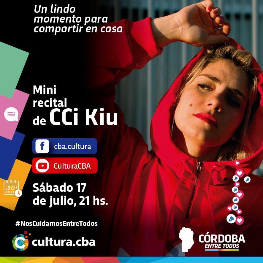 Mini recital de Cci Kiu