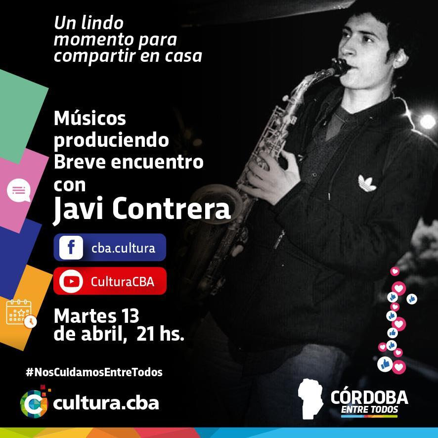 Músicos produciendo: breve encuentro con Javi Contrera