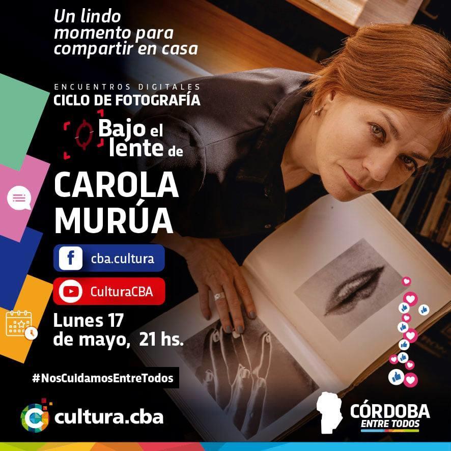 Bajo el lente de Carola Murúa