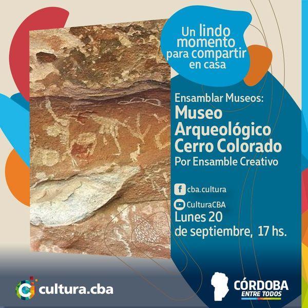 Ensamblar Museos: Museo Arqueológico Cerro Colorado