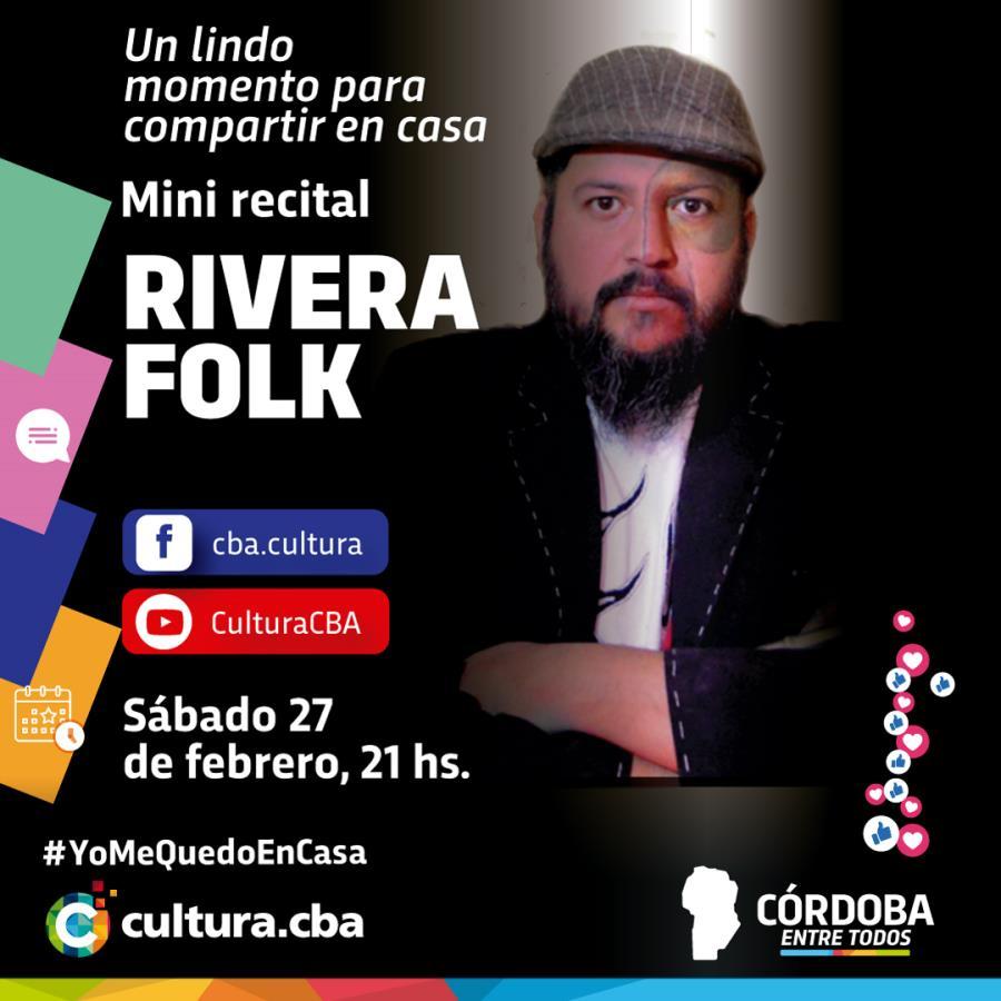 Mini recital de Rivera Folk