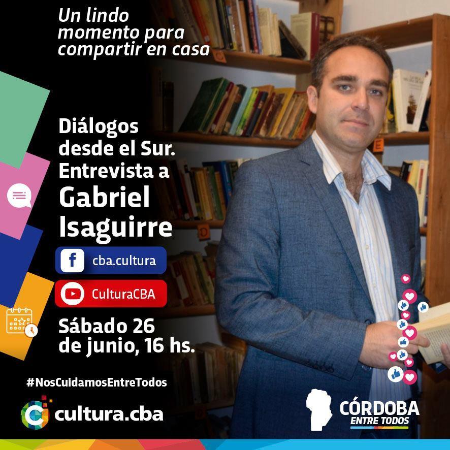 Diálogos desde el Sur: Entrevista a Gabriel Isaguirre