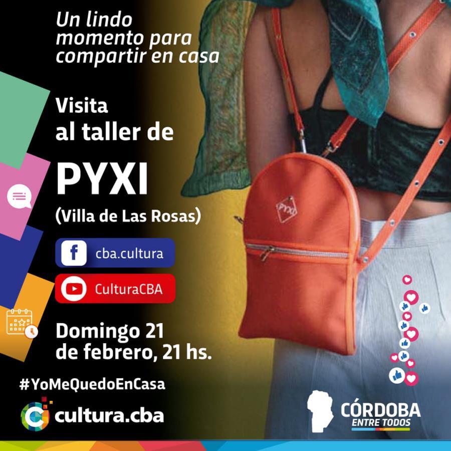 Visita al taller de Pyxi (Villa de Las Rosas)