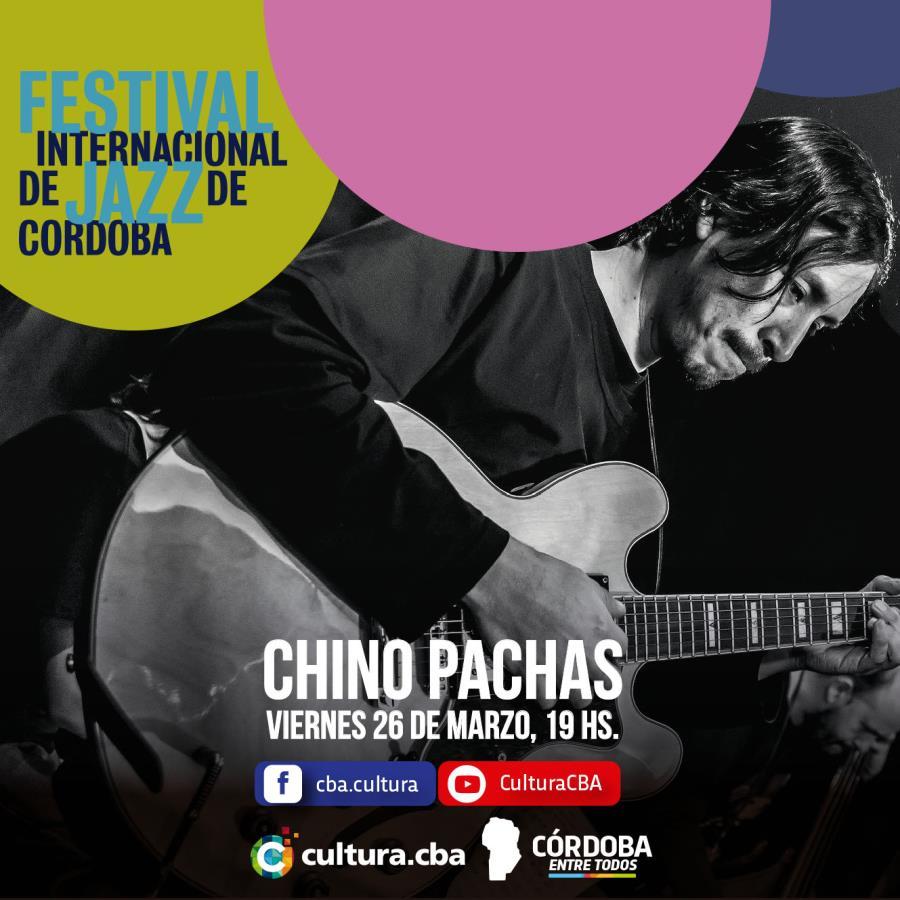 Festival Internacional de Jazz: Chino Pachas