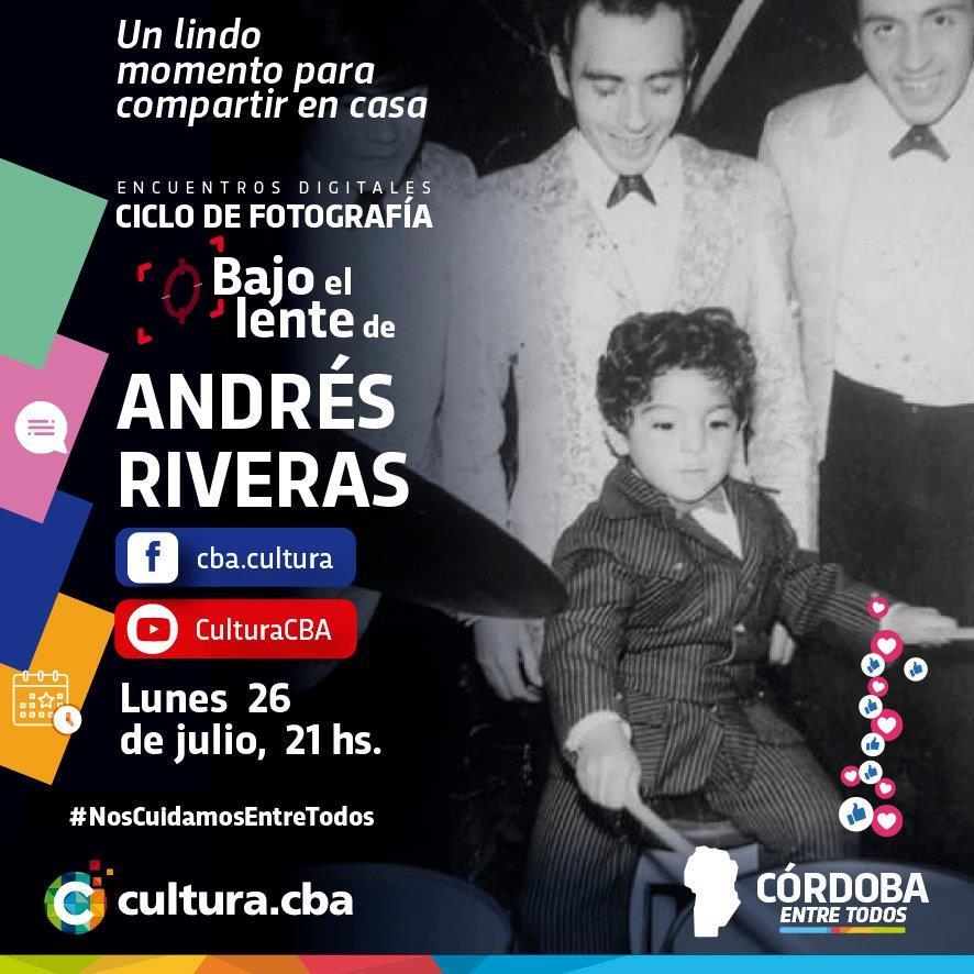 Bajo el lente de Andrés Riveras