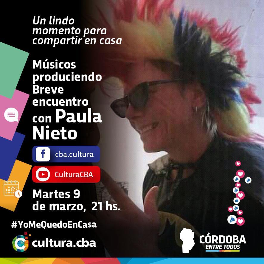 Músicos produciendo: Breve encuentro con Paula Nieto