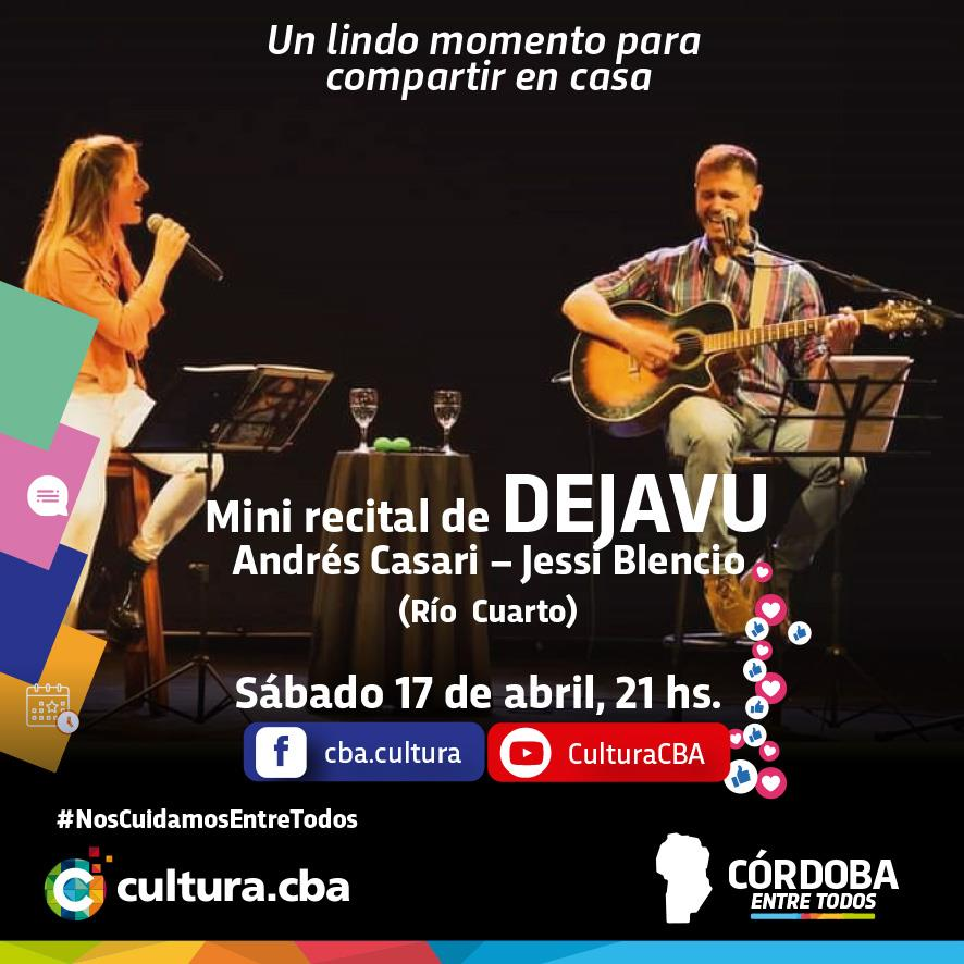 Mini recital de Deja Vu (Río  Cuarto)