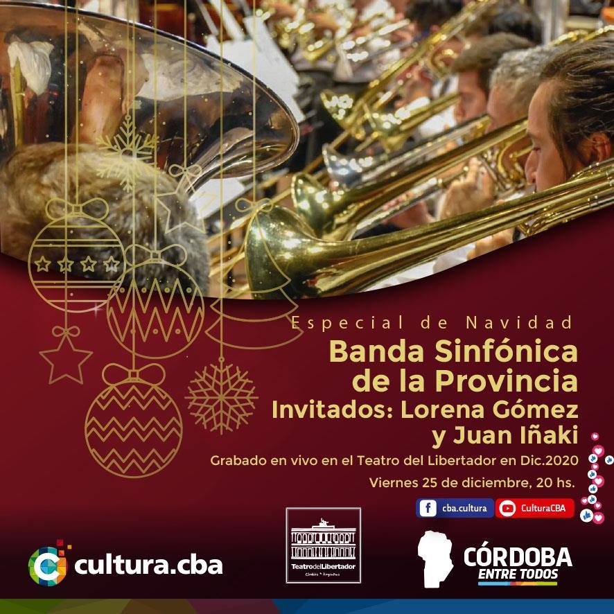 Especial de Navidad: Concierto de Navidad: Banda Sinfónica de la Provincia