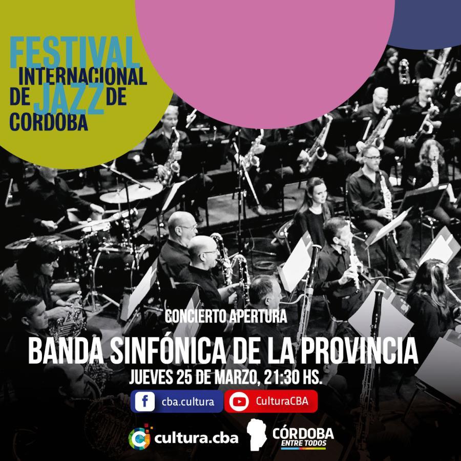 Festival Internacional de Jazz: Concierto de apertura