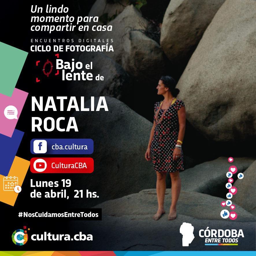 Bajo el lente de Natalia Roca