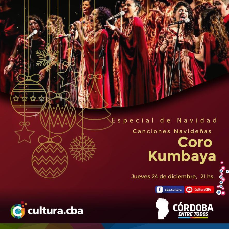 Especial de Navidad: Coro Kumbaya canciones Navideñas