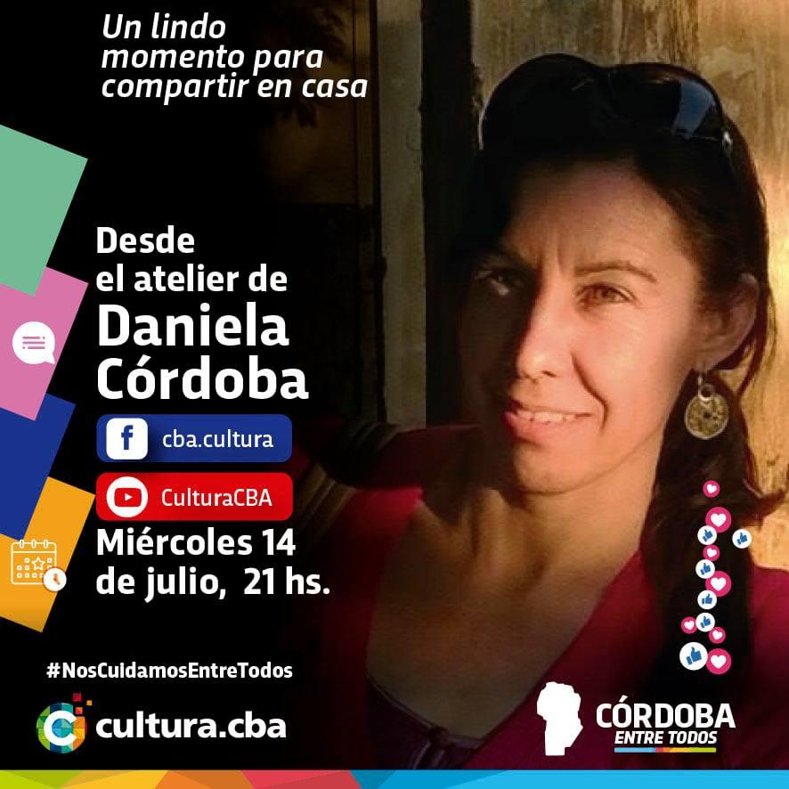 Desde el atelier de Daniela Córdoba