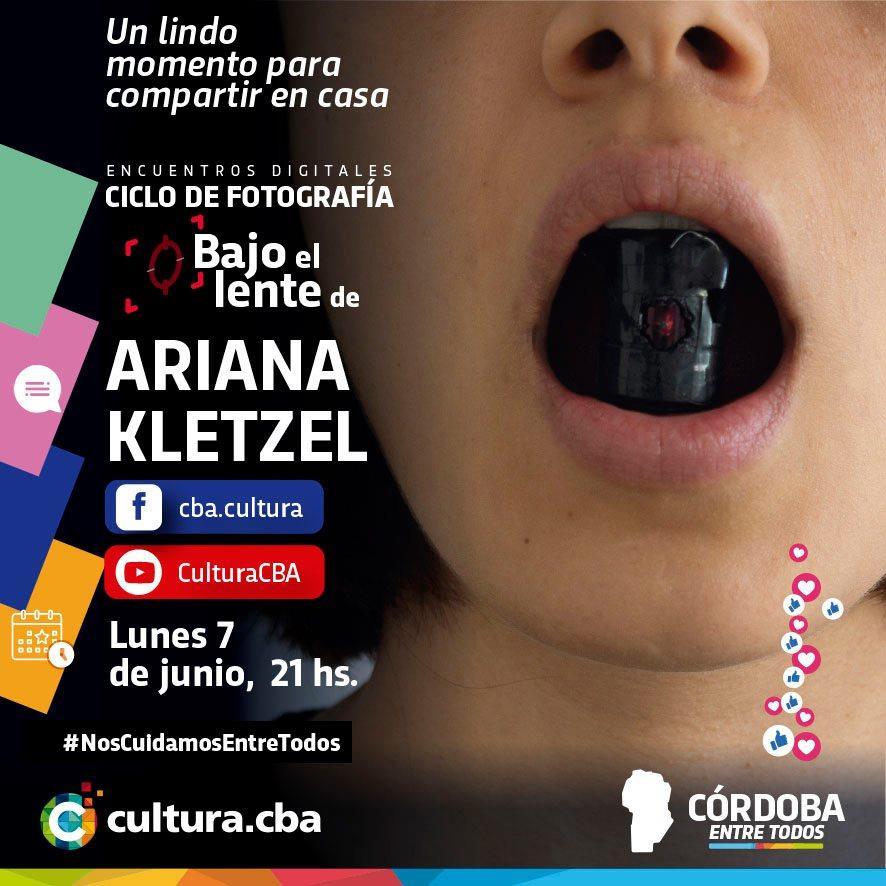 Bajo el lente de Ariana Kletzel
