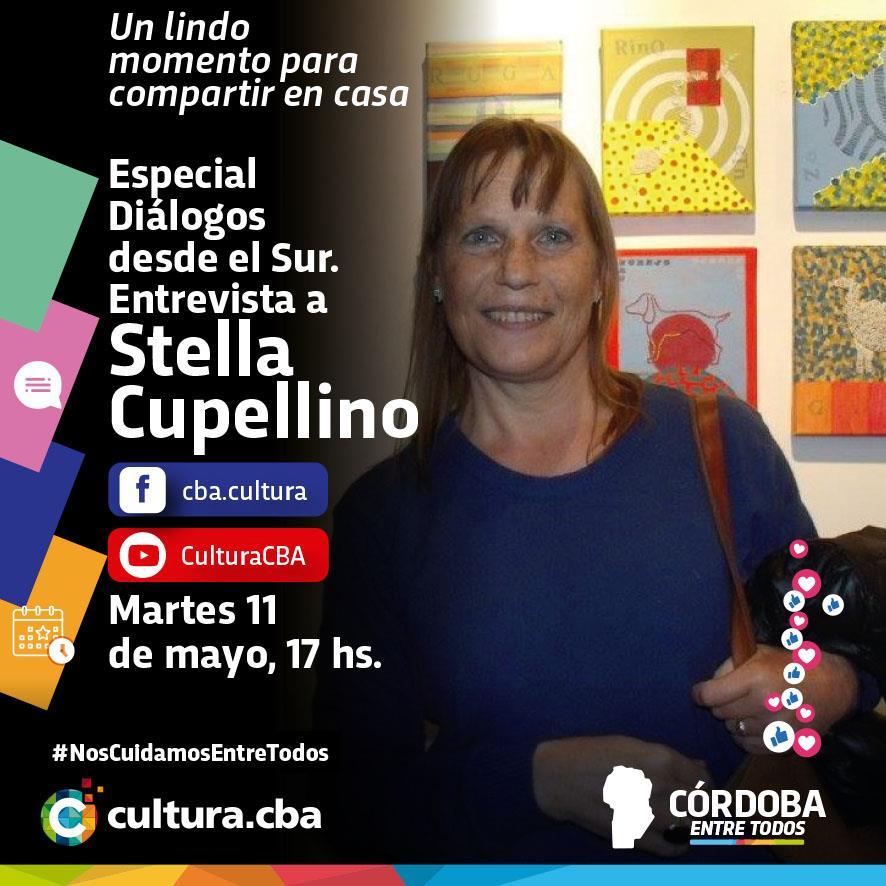 Especial: Diálogos desde el Sur, entrevista a Stella Cupellino