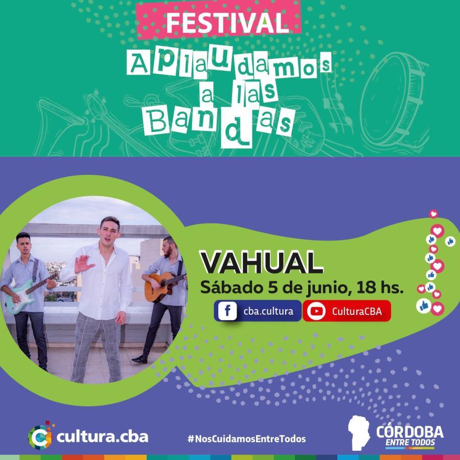 Festival Aplaudamos a las bandas: Vahual