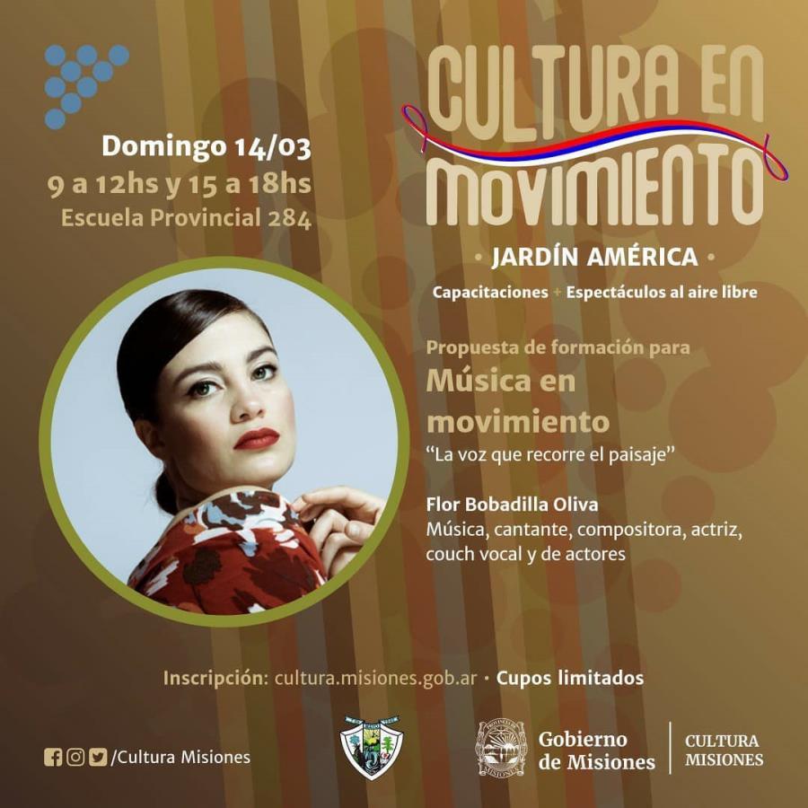 Cultura en Movimiento: Música en Movimiento