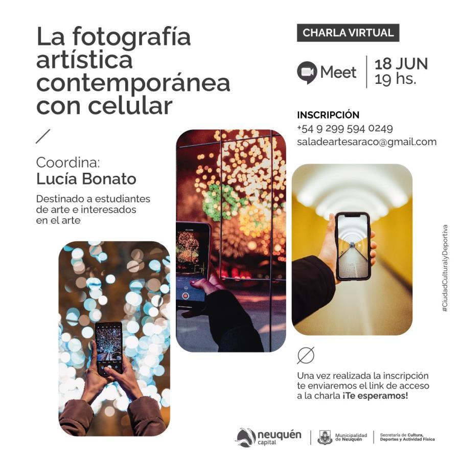 La fotografía artística contemporánea con celular