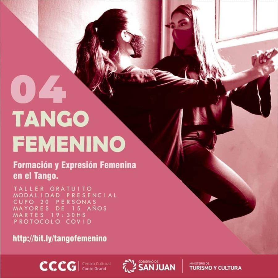 Tango Femme