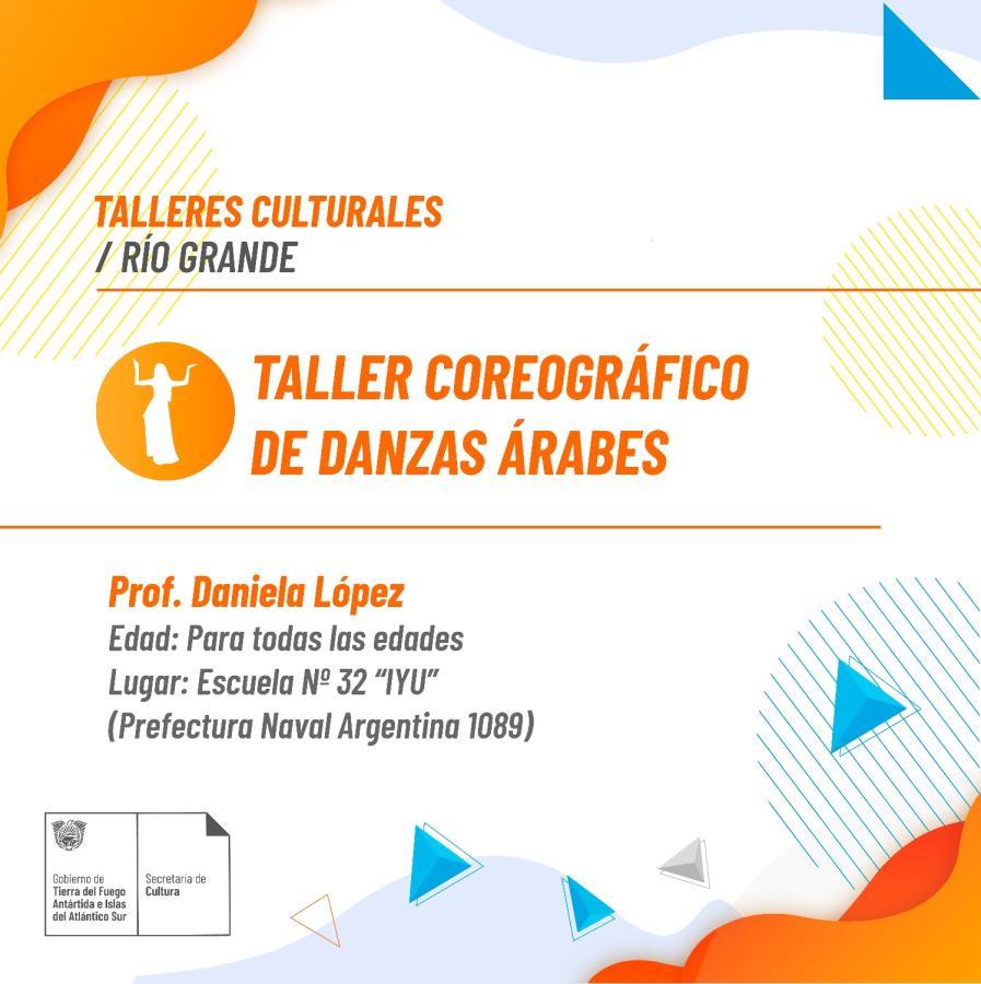Taller Coreográfico de Danzas Árabes