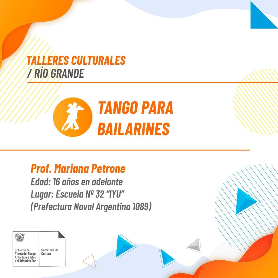 Tango para Bailarines