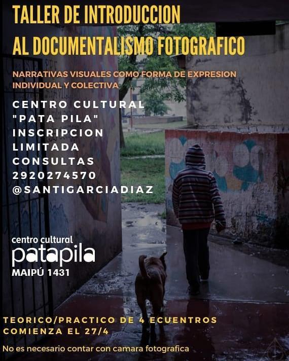 Iniciación al documentalismo fotográfico