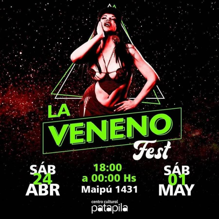 LA VENENO FEST