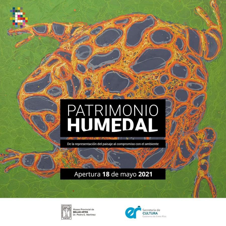 """""""PATRIMONIO HUMEDAL"""". NUEVA MUESTRA EN EL MUSEO PROVINCIAL DE BELLAS ARTES"""