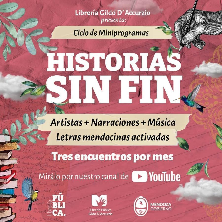 "Ciclo Audiovisual ""Historias sin fin"""