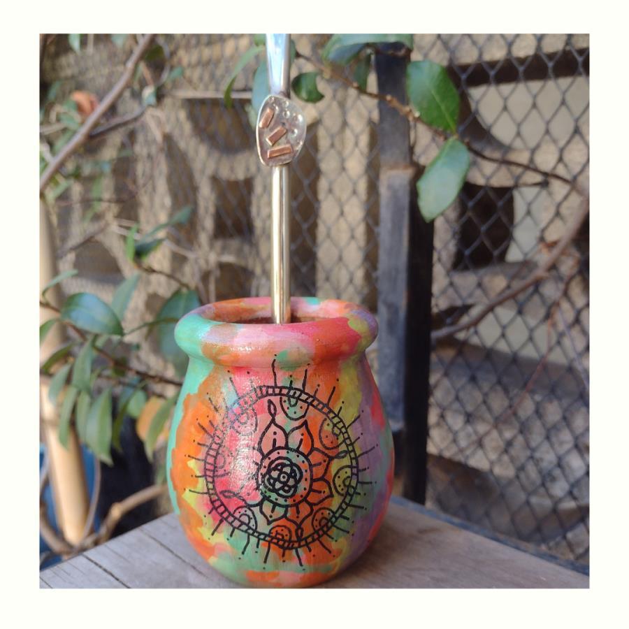 Mate Mandala Multicolor