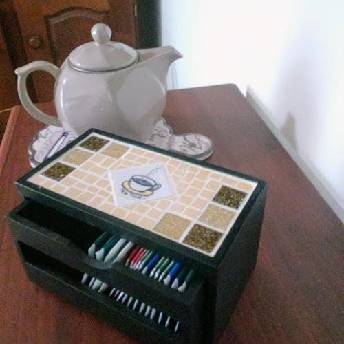 Cajoncito de té