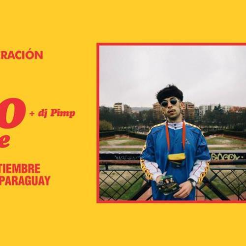 Bejo en Club Paraguay