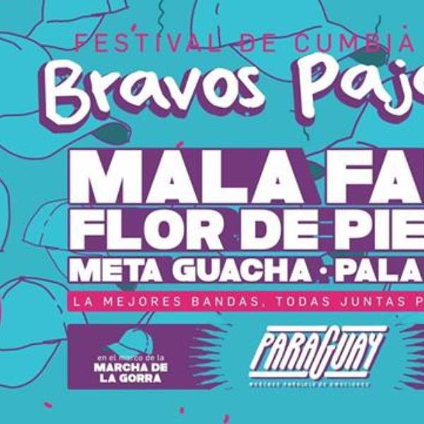 Festival de Cumbia Villera - Bravos Pajaritos