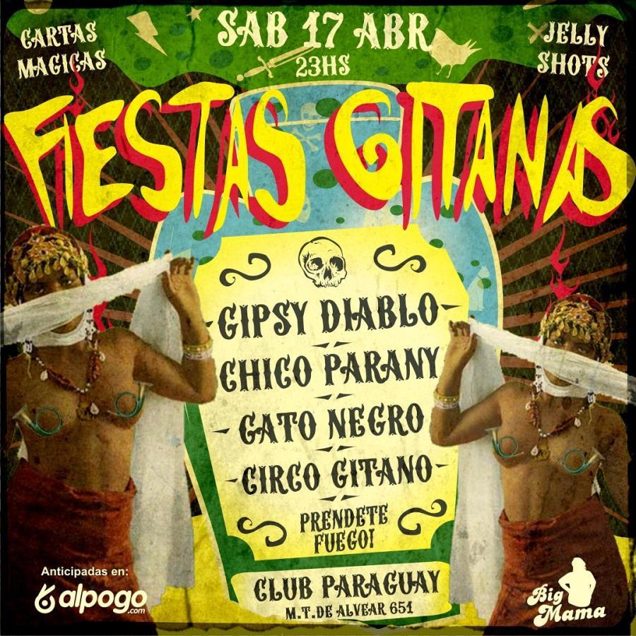 Vuelven las Fiestas Gitanas: Sacá a bailar a tus demonios balkánicos