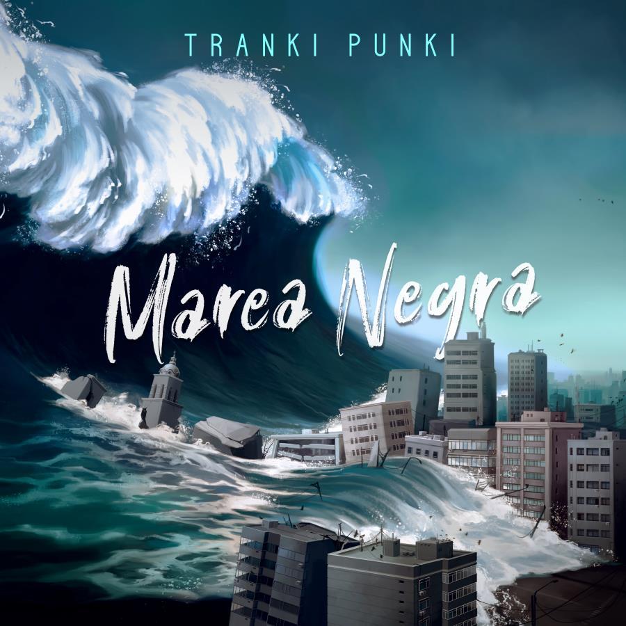 Las Tranki Punki presentan Marea Negra en Club Paraguay